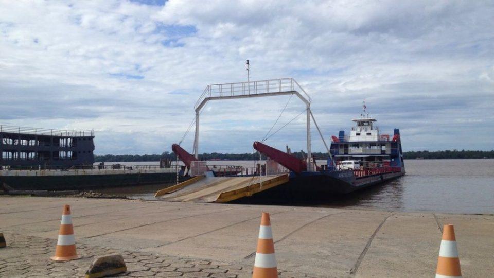Transporte em Balsa Belém-Manaus, Manaus – Belém