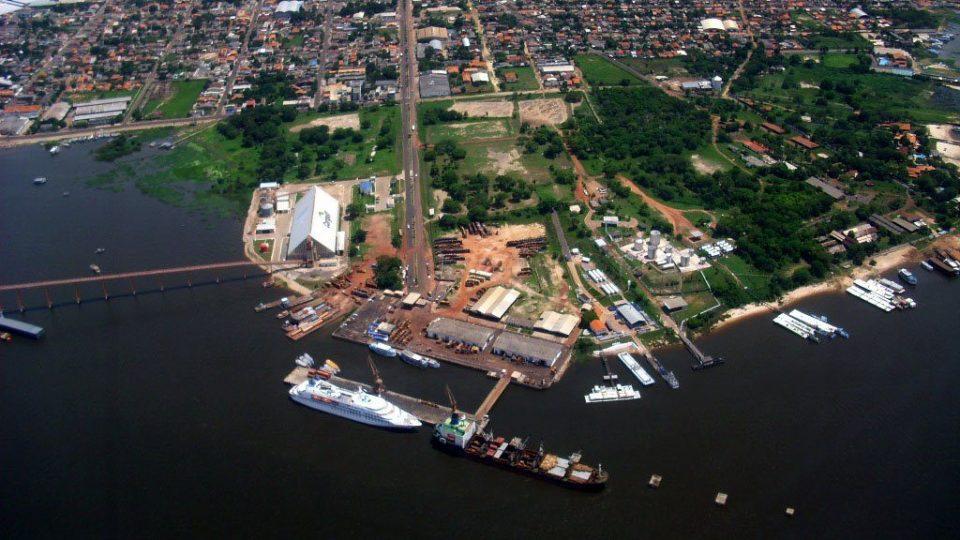 Transporte de Carga em Balsa Manaus – Santarém, Santarém – Manaus